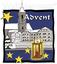 Logo Wolfgangseer Advent